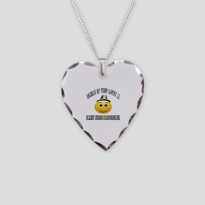 Smile If You Love Family Nurs Necklace Heart Charm