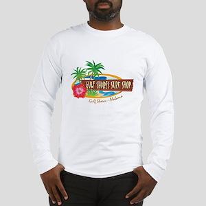 Gulf Shores Surf Shop - Long Sleeve T-Shirt