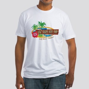 Gulf Shores Surf Shop -  Fitted T-Shirt
