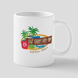 Gulf Shores Surf Shop -  Mug