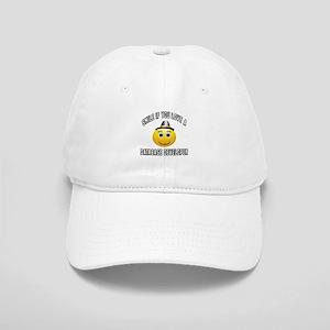 Smile If You Love Database developer Cap