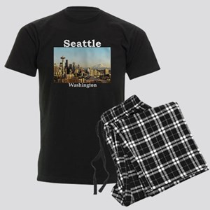 Seattle Men's Dark Pajamas