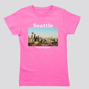 Seattle Girl's Tee