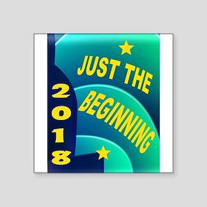 2018 Sticker
