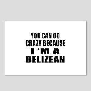 Belizean Designs Postcards (Package of 8)