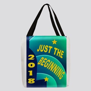 2018 Polyester Tote Bag