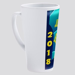 2018 17 oz Latte Mug
