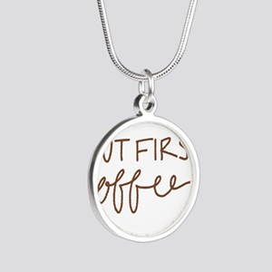 BUT FIRST, COFFEE Necklaces