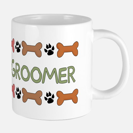 Dog Groomer Mugs