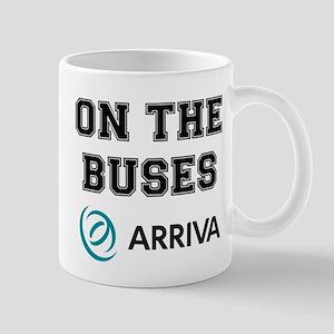 ON THE BUSES - ARRIVA Mugs