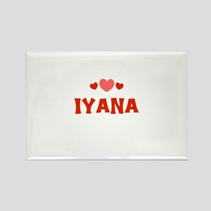 Iyana Rectangle Magnet