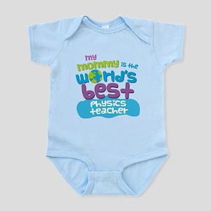 Physics Teacher Gift for Kids Infant Bodysuit