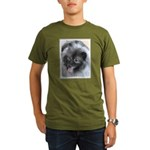 new Organic Men's T-Shirt (dark)