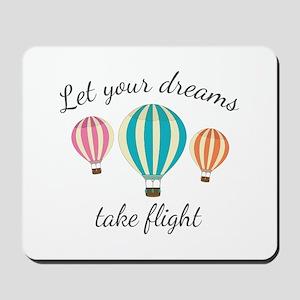 Take Flight Mousepad