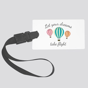 Take Flight Luggage Tag