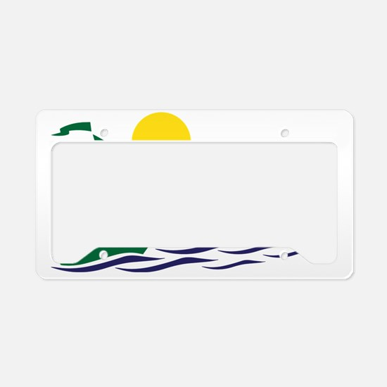 Online License Plate Holder