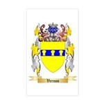 Vernon Sticker (Rectangle)