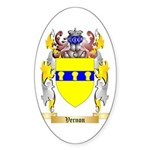 Vernon Sticker (Oval)