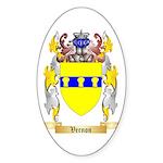 Vernon Sticker (Oval 50 pk)