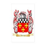 Verity Sticker (Rectangle 50 pk)