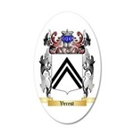 Verest 35x21 Oval Wall Decal