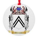 Veressen Round Ornament