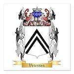 Veressen Square Car Magnet 3
