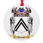 Veresse Round Ornament