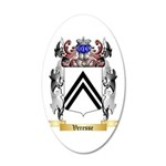 Veresse 20x12 Oval Wall Decal