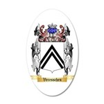 Veresschen 20x12 Oval Wall Decal