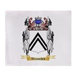 Veresschen Throw Blanket