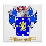 Verdugo Tile Coaster