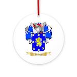 Verdugo Round Ornament