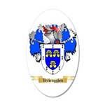 Verbrugghen 20x12 Oval Wall Decal