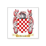 Verbeek Square Sticker 3