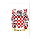 Verbeek Sticker (Rectangle)