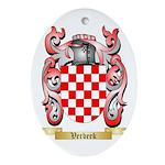 Verbeek Oval Ornament