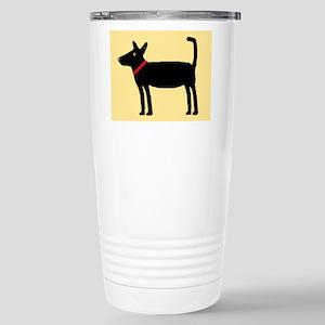 Dan The Black Dog Mugs