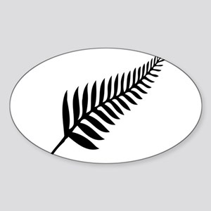Silver Fern of New Zealand Sticker