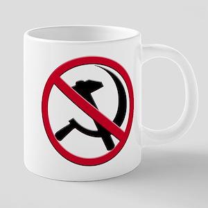 Anti-Communism Stainless Steel Travel Mugs