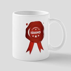A Product Of Idaho Mugs