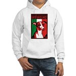 Obey the Italian Greyhound! Hooded Sweatshirt