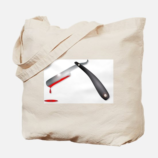 Funny Sweeny Tote Bag
