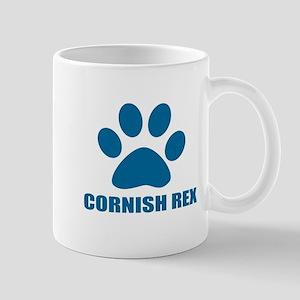 Cornish Rex Cat Designs 11 oz Ceramic Mug