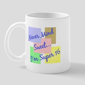 Super 16 Mug