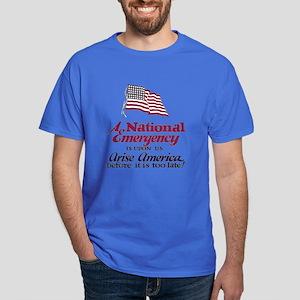 National Emergency Dark T-Shirt