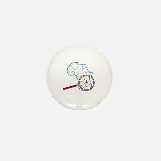Unique Malawi Mini Button