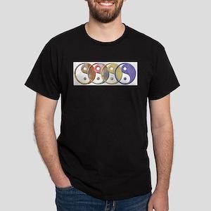 Yin Yang mix T-Shirt