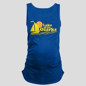 Lake of the Ozarks Missouri Maternity Tank Top