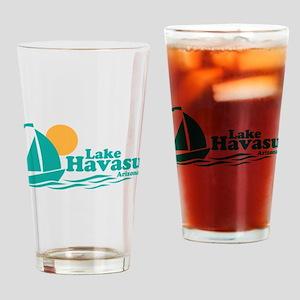 Lake Havasu Arizona Drinking Glass